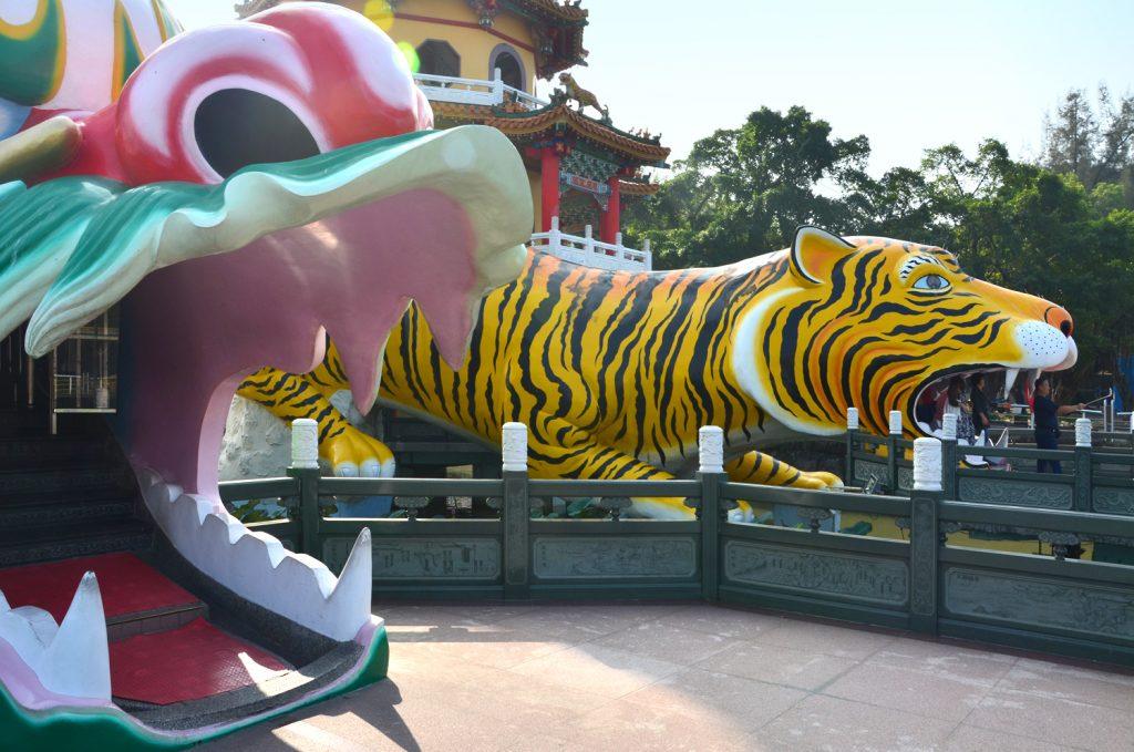 A tigrom zase von!