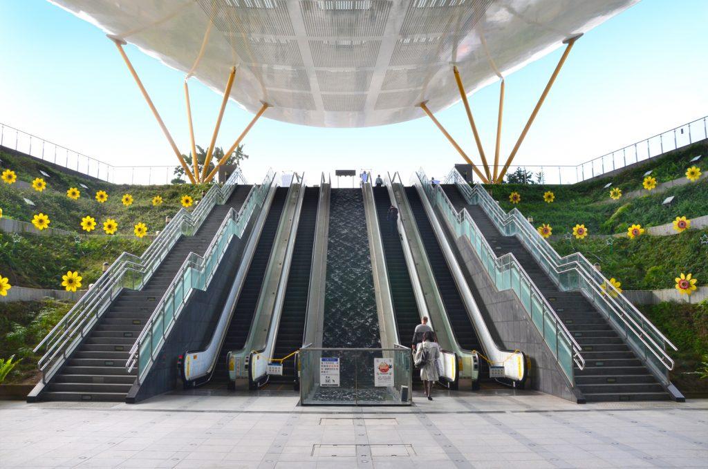 Metro v meste Kaohsiung