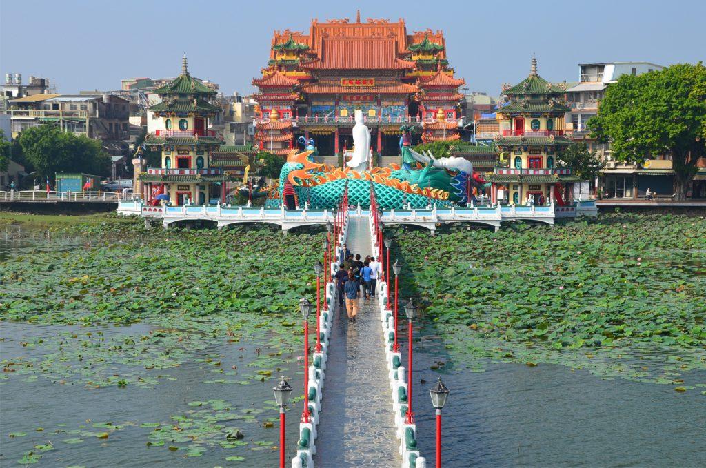 Taiwan: Čo vidieť? Chi Ming Temple