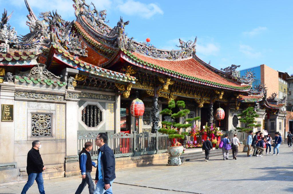 Taipei - Lungshan Temple