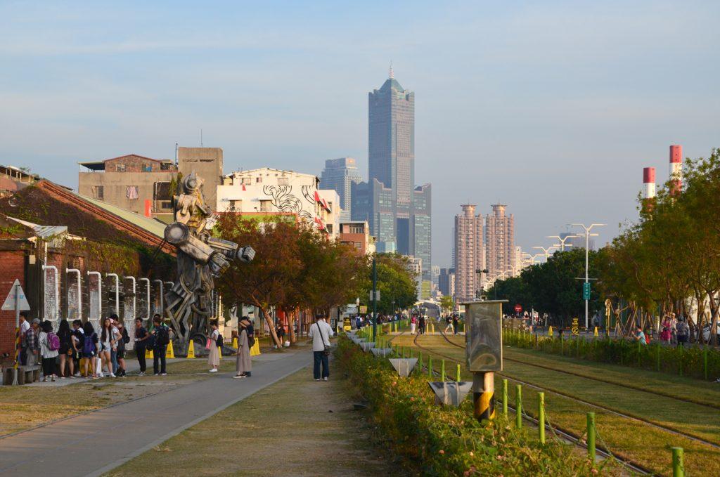 Výlet Taiwan: Potulky po meste
