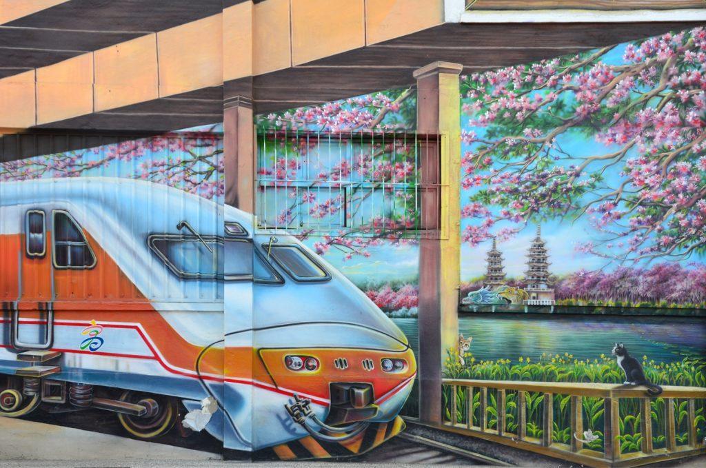 Taiwan: Čo vidieť? Kaohsiung - The Pier-2 Art Center