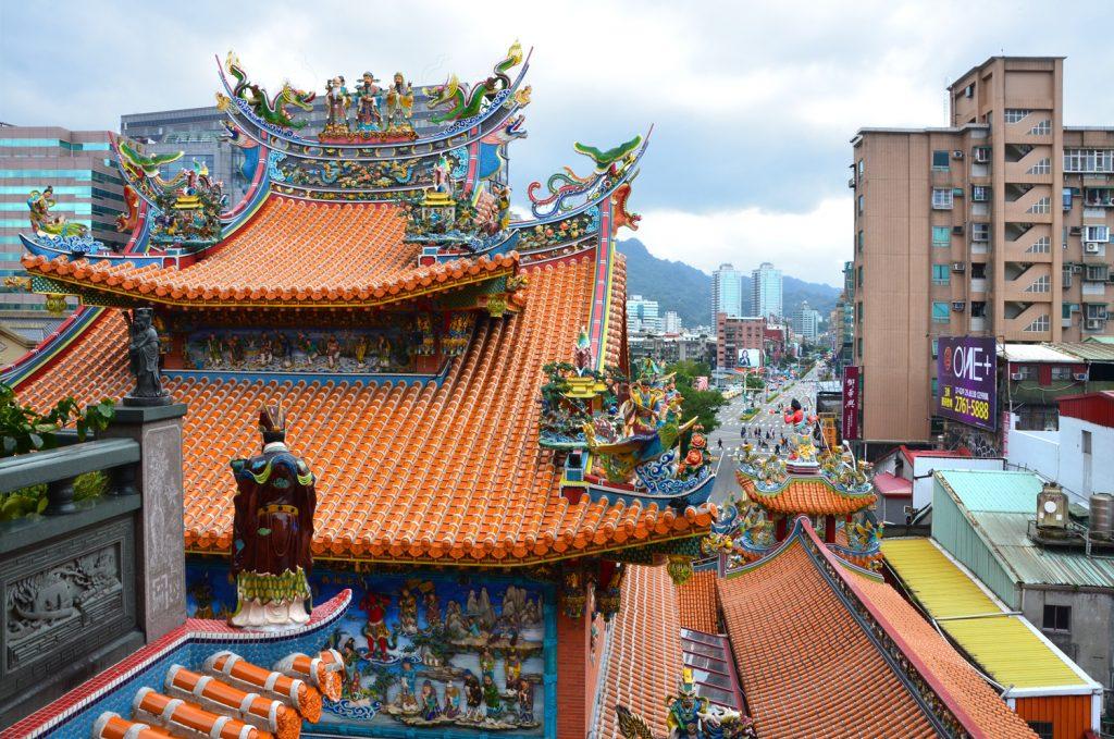 Taipei  - Songshan Ciyou Temple