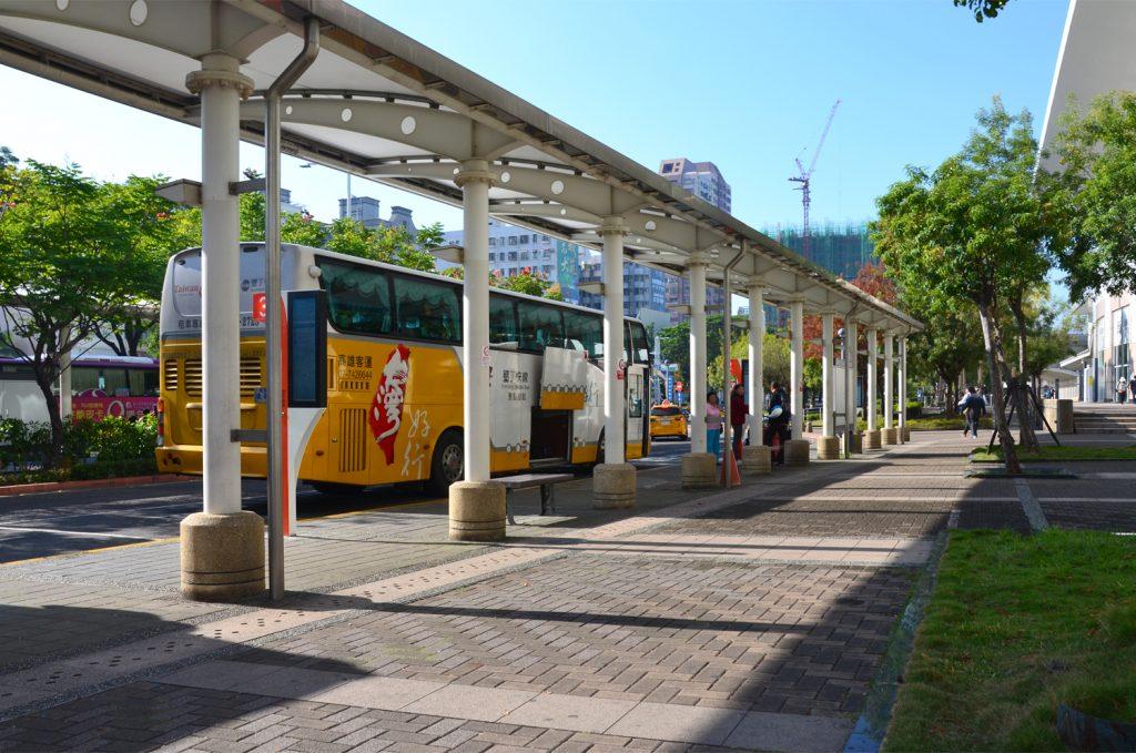 Autobusové nástupište