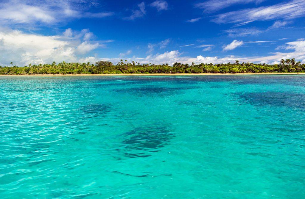 Najkrajšie pláže sveta: Ha'afeva / Tonga / Archív Aleš