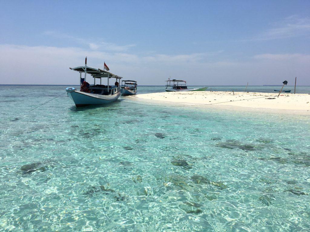 Aké sú najkrajšie pláže na svete?  Ujung Gelam / Ostrov Karimunjawa / Indonézia / Archív Gigi
