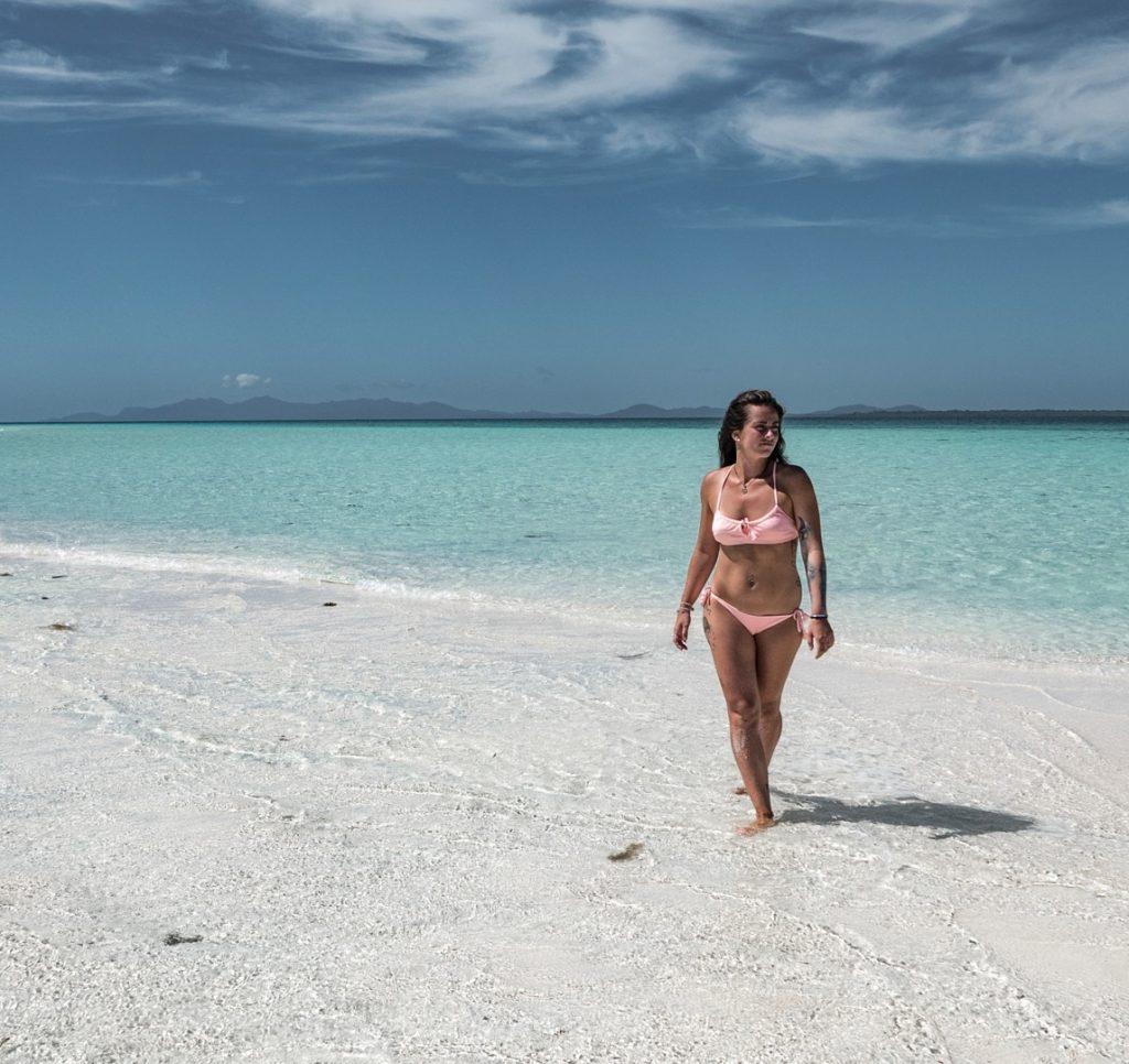 Najkrajšie pláže sveta:  Onok / Balabac / Filipíny