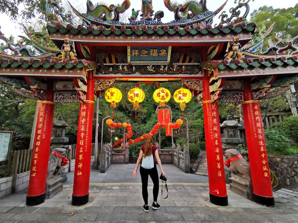 Taipei Chin Shan Yen Hui Chi Temple