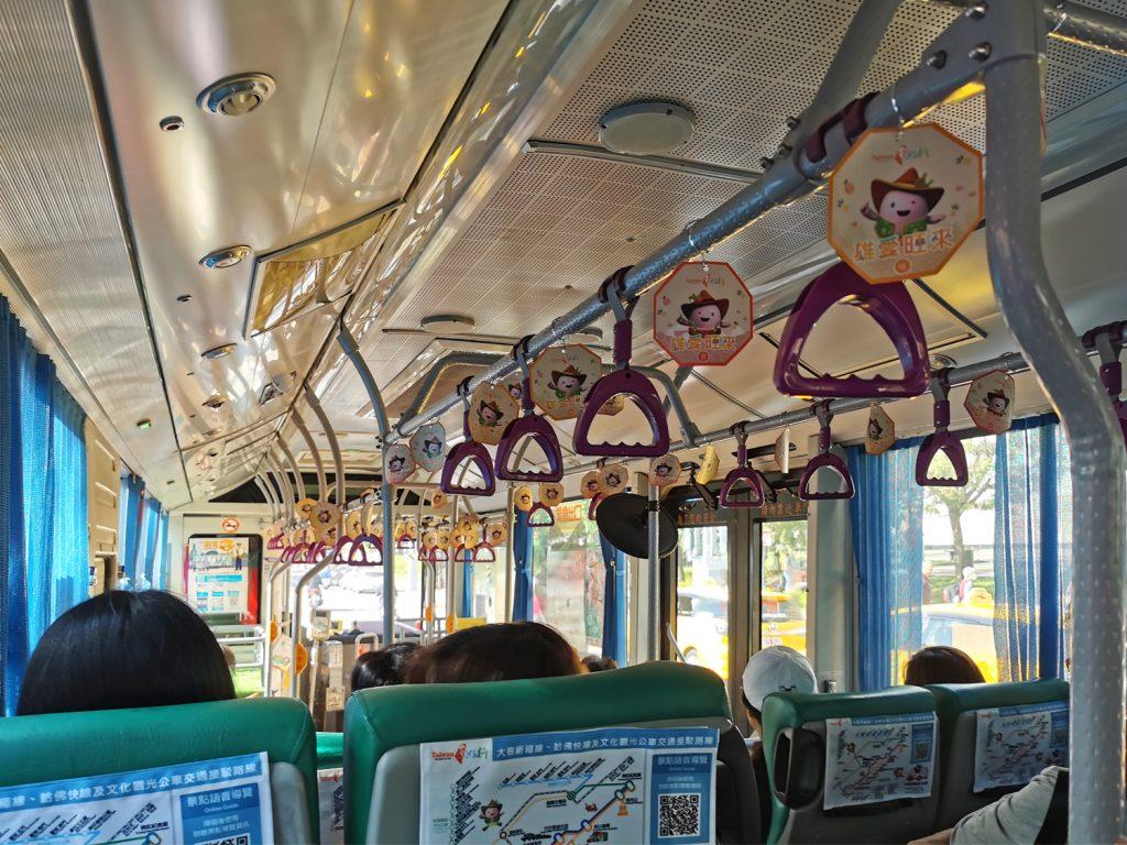 Autobus do Fo Guang Shan