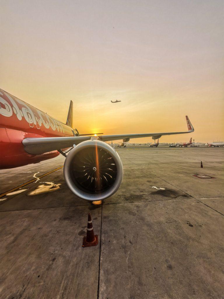 Koľko stojí dovolenka v Ázii - Air Asia