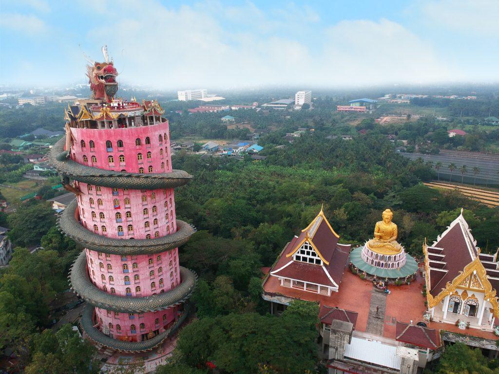 Thajsko / Bangkok / Wat Samphran