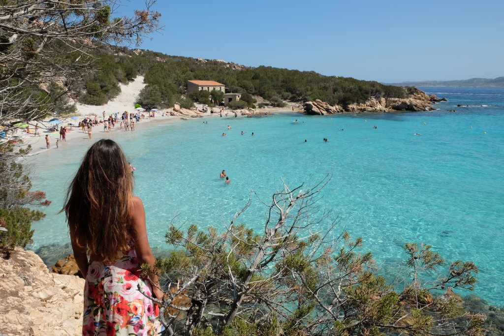 Najkrajšie pláže sveta: Cala Granara / Sardínia / Taliansko / Archív Bea