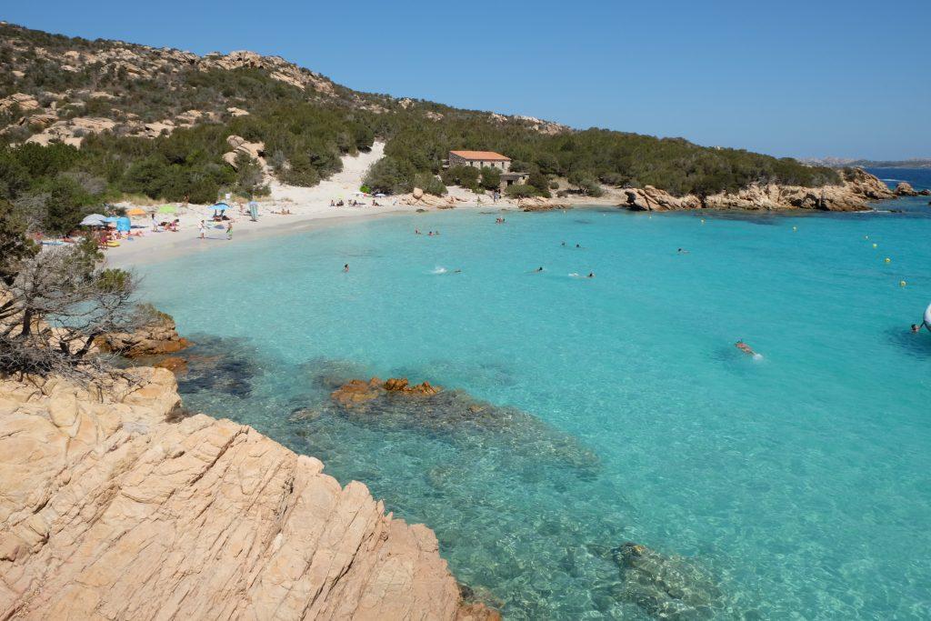 Kde nájdete najkrajšie pláže na svete? Cala Granara / Sardínia / Taliansko / Archív Bea