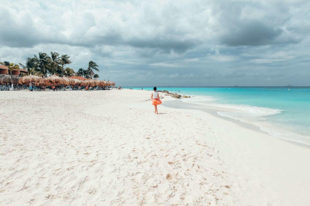 Kde nájdete najkrajšie pláže na svete? Manchebo beach / Aruba / Archív Veronika