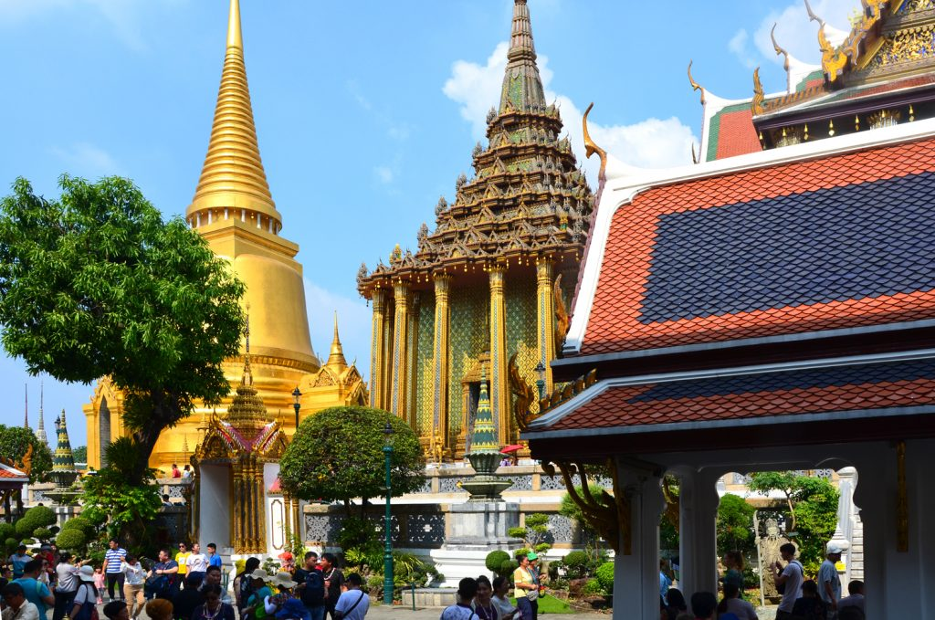 Bangkok - The Grand Palace