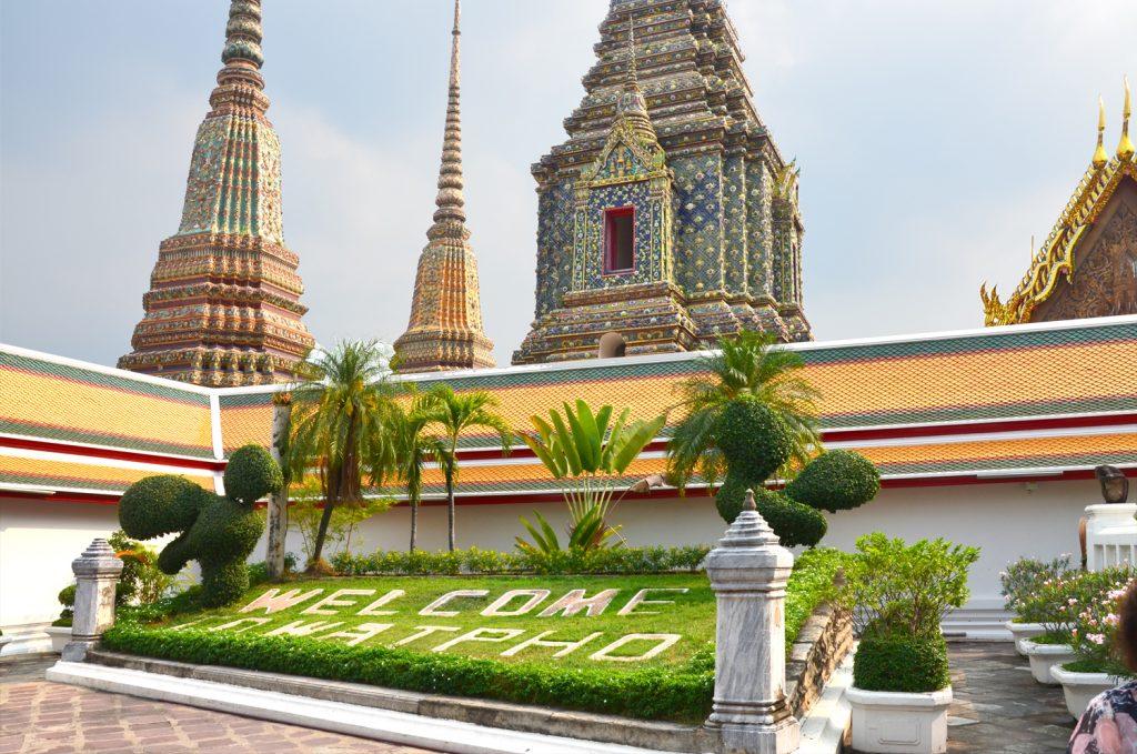 Thajsko / Bangkok / Wat Pho
