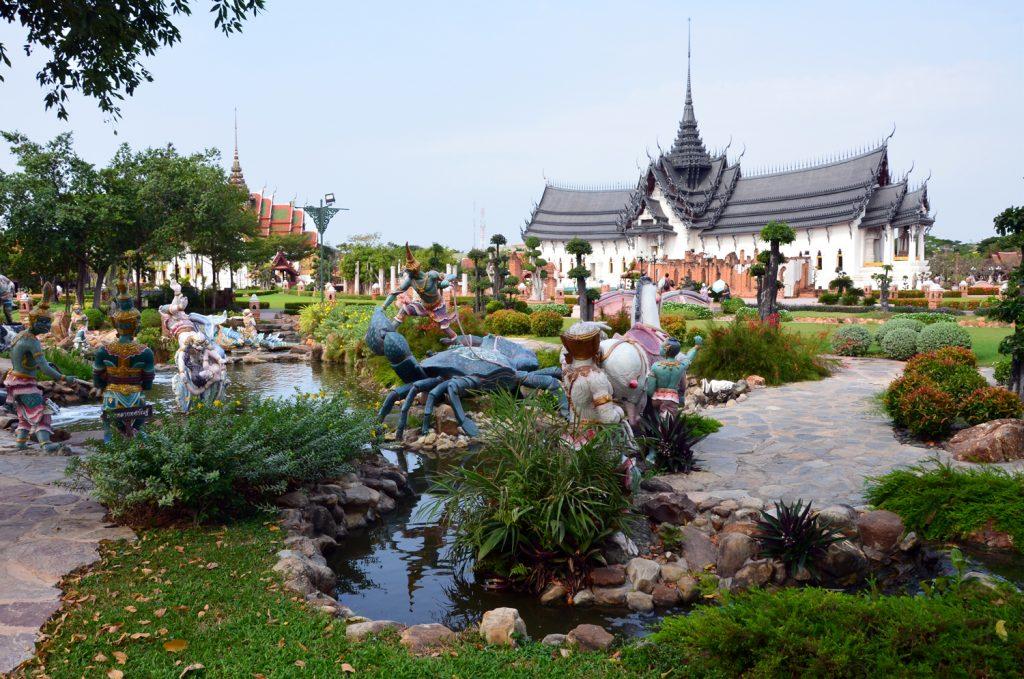 Thajsko / Bangkok / Muang Boran Museum