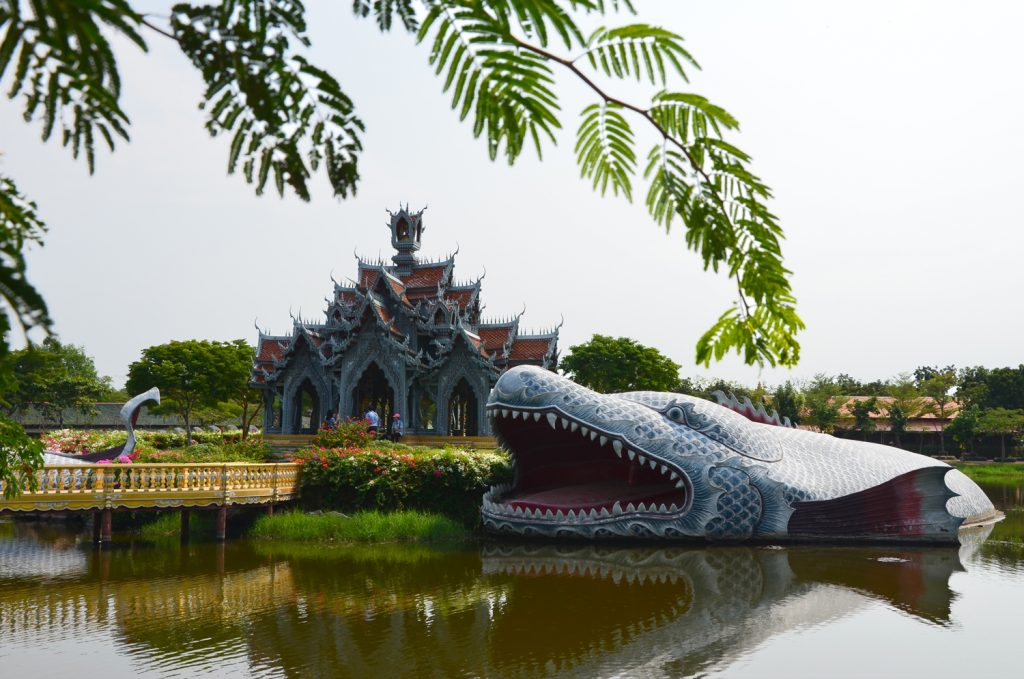 Thajsko: Čo vidieť? Bangkok / Ancient City