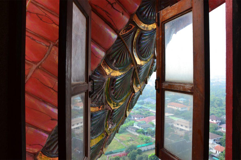 Výhľad z okna