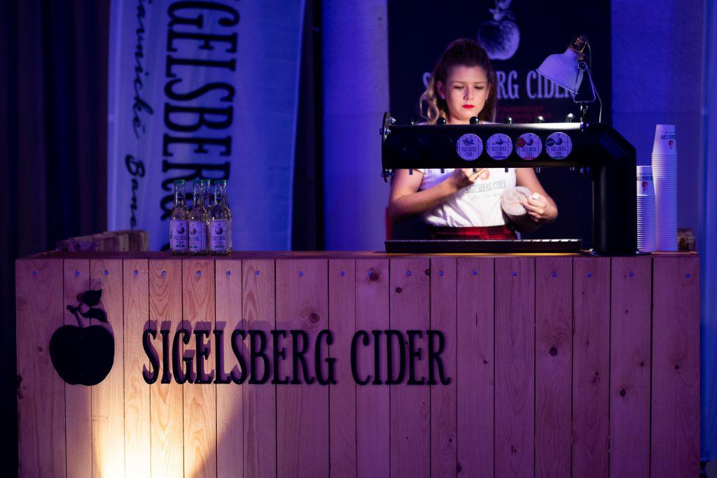 O pitný režim bolo postarané: SIGELSBERG CIDER