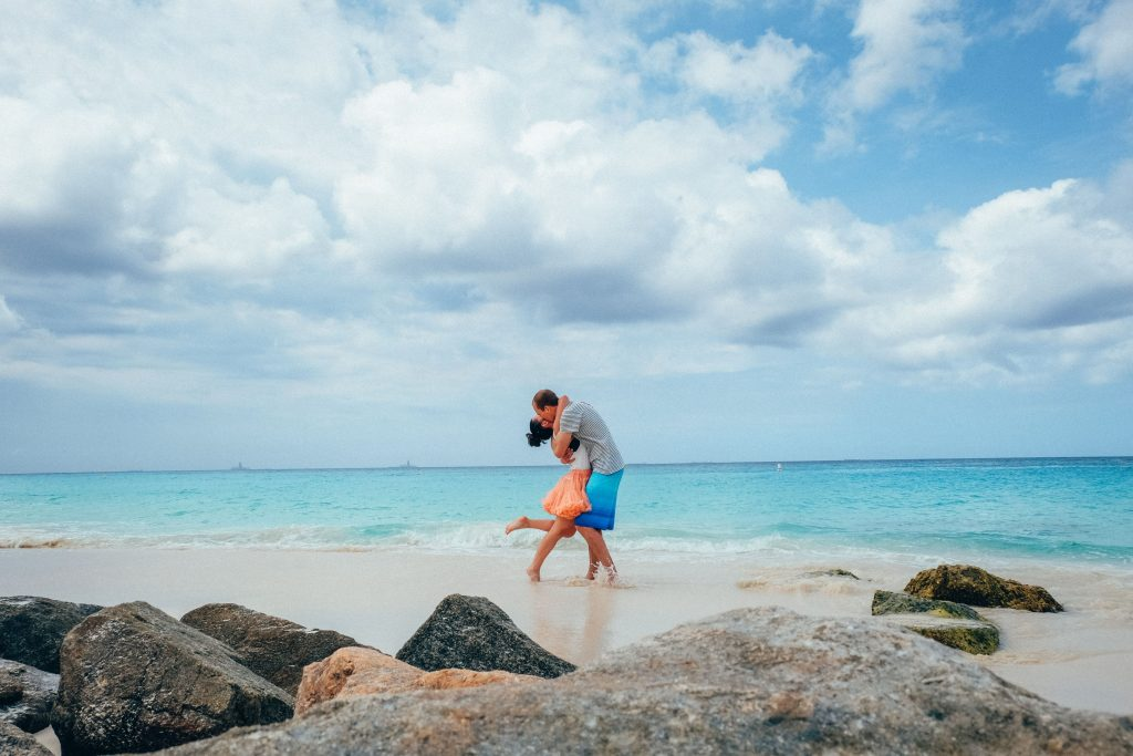 Najkrajšie pláže sveta: Manchebo beach / Aruba / Archív Veronika