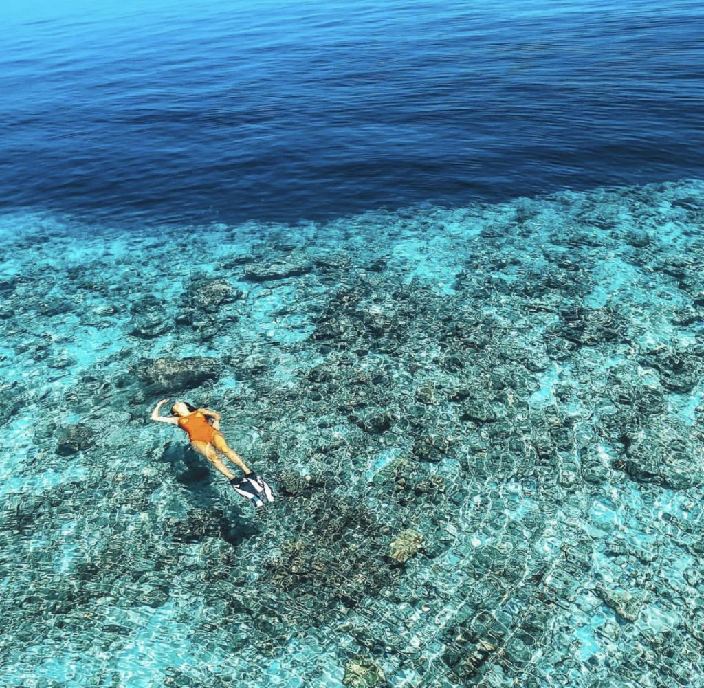 Baa Atol / Maldivy / Archív Katka