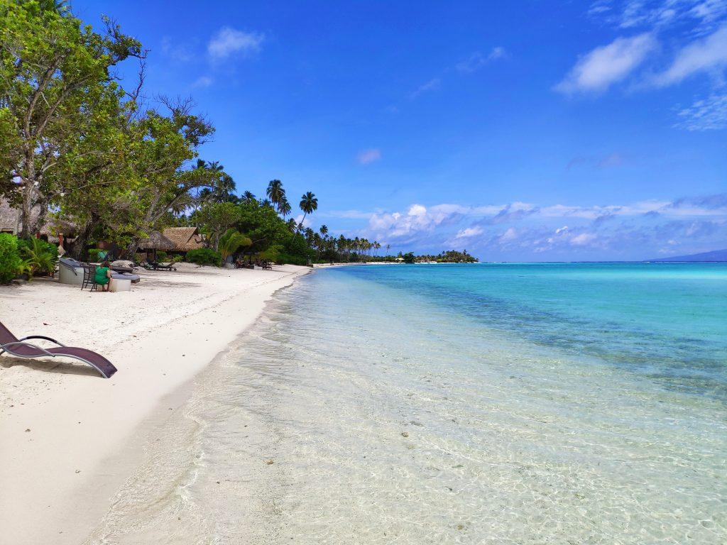 Kde nájdete najkrajšie pláže na svete? Pláž Tamae / Moorea / Francúzska Polynézia / Archív Martin