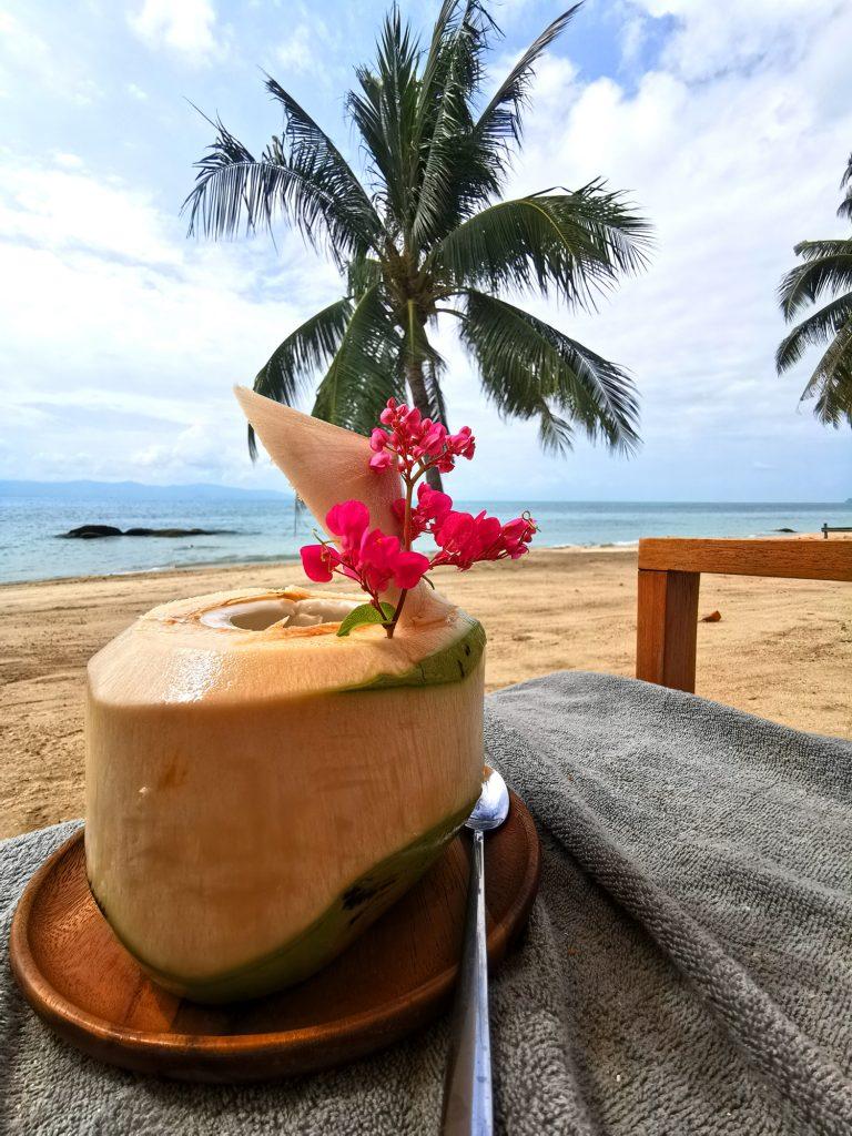 Thajsko / Koh Phangan / Pláž