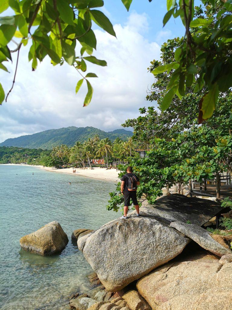 Thajsko - Koh Phangan / Leela Beach