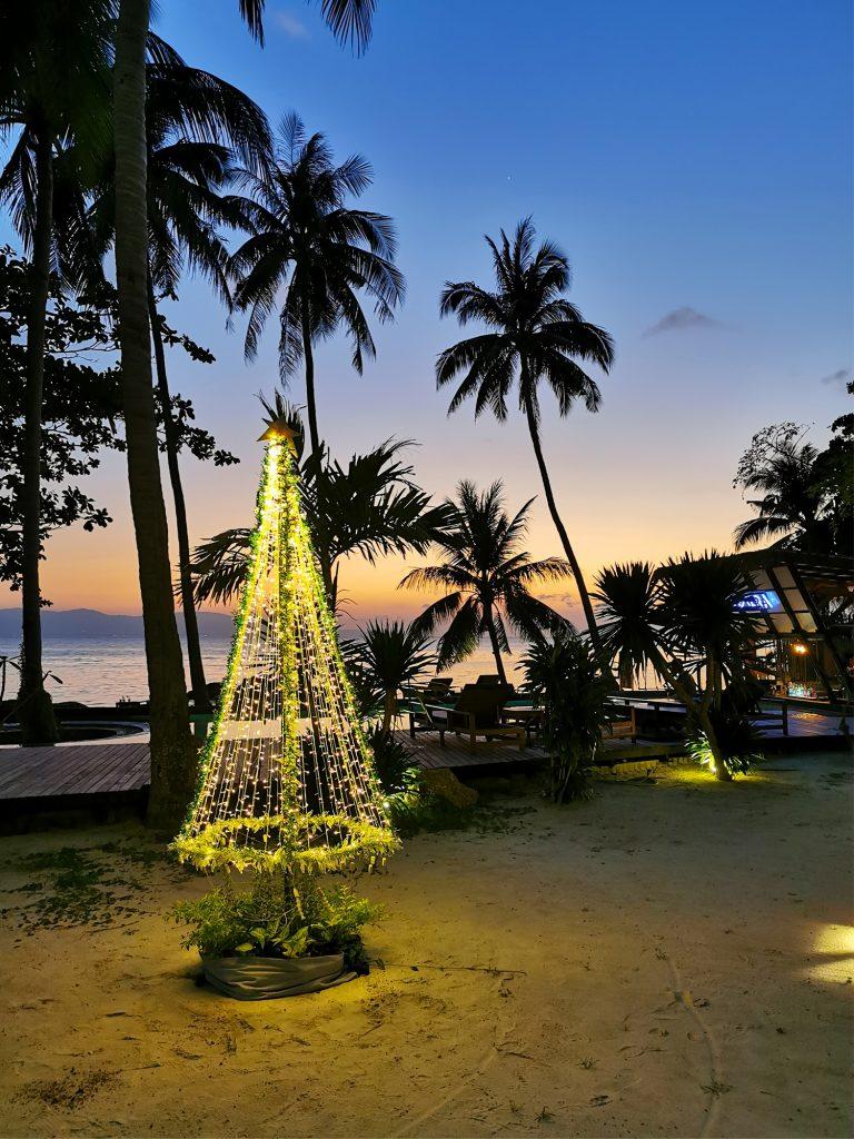 Vianoce na ostrove