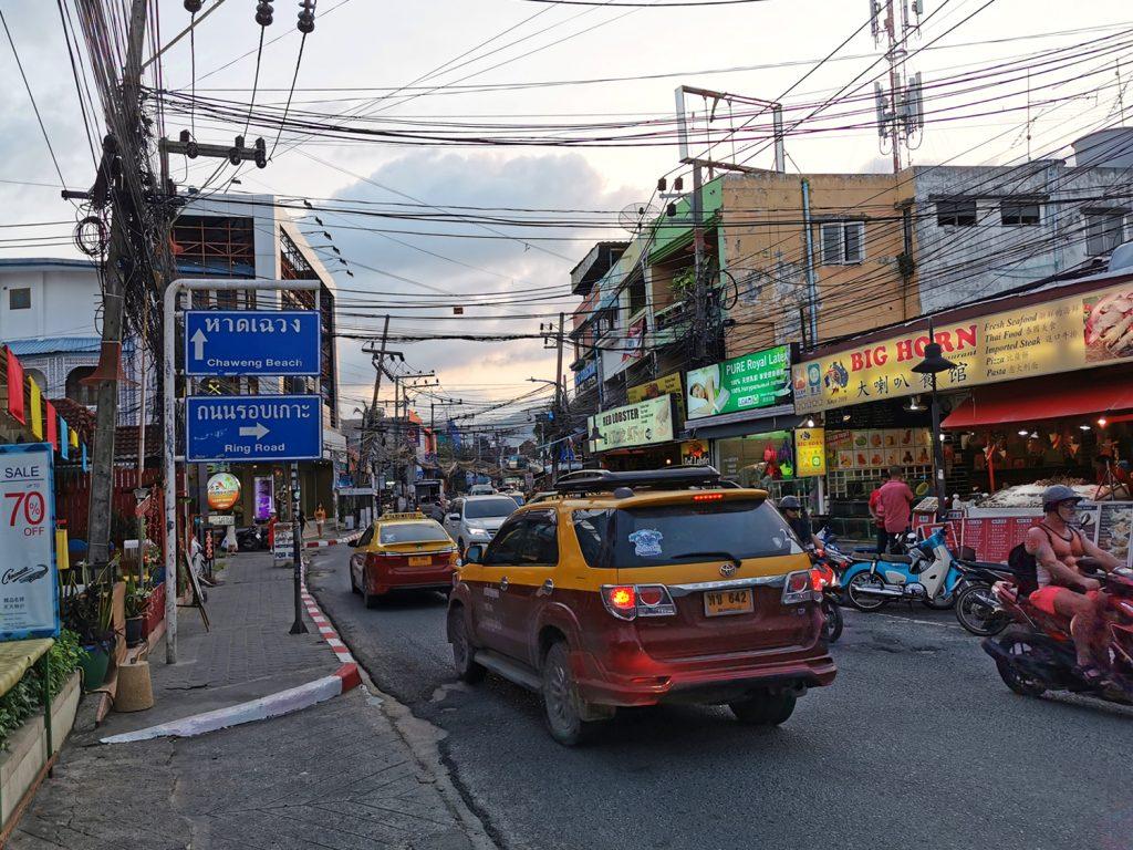Thajsko / Koh Samui