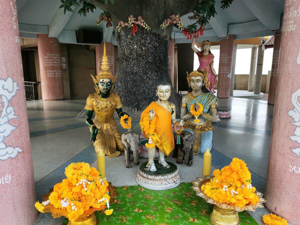 Bangkok / Wat Samphran