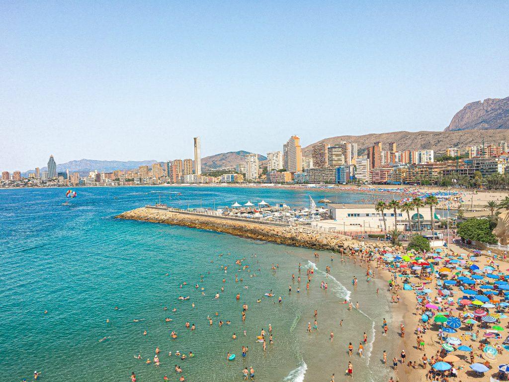 Kde nájdete najkrajšie pláže na svete? Mal Pas / Benidorm / Španielsko / Archív Stanka