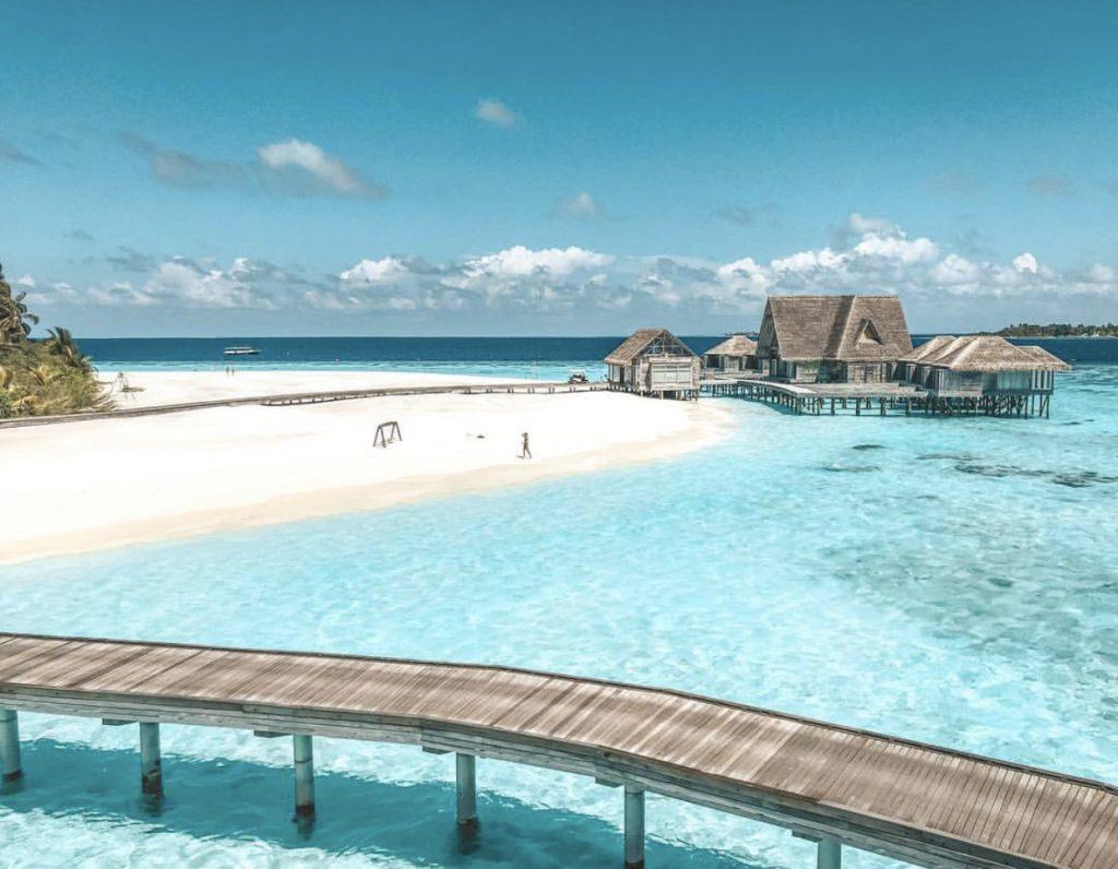 Najkrajšie pláže sveta: Maldivy / Archív Katka