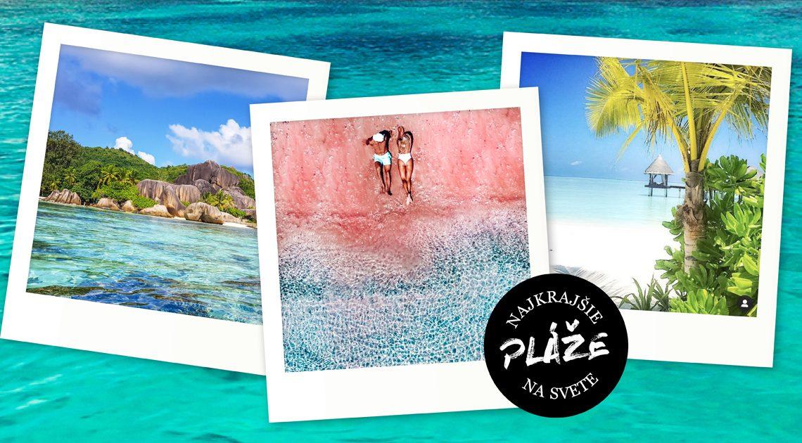 Navštívili sme: Najkrajšie pláže sveta od SK / CZ cestovateľov