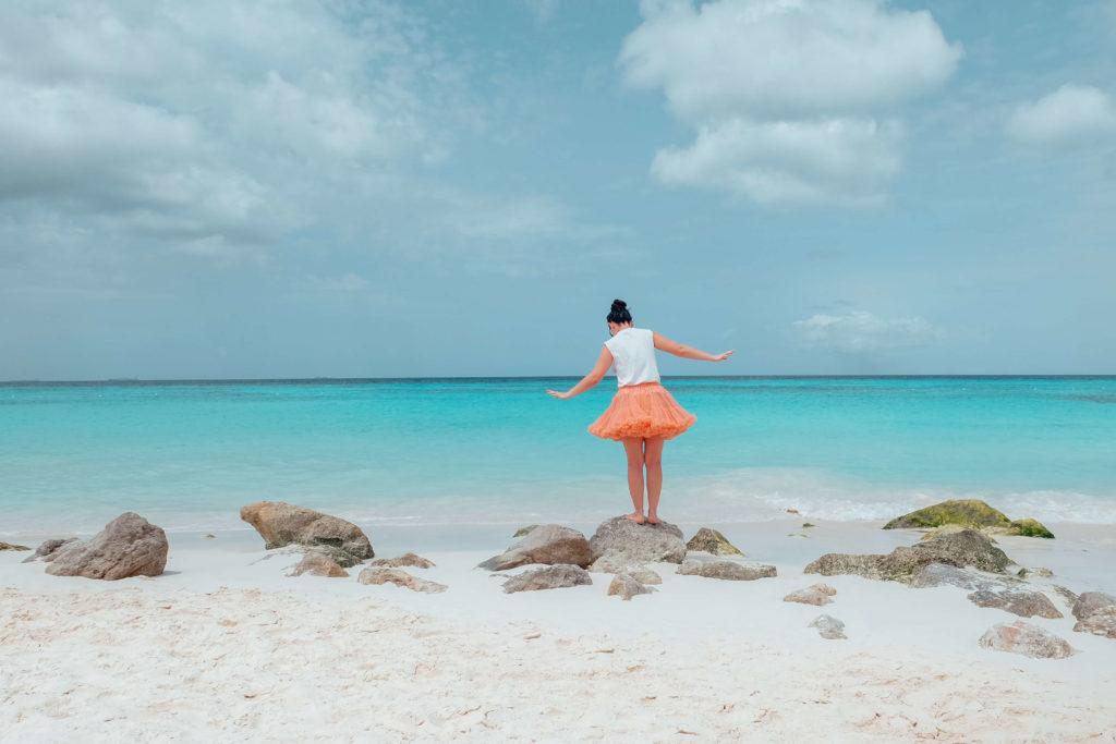 Manchebo beach / Aruba / Archív Veronika