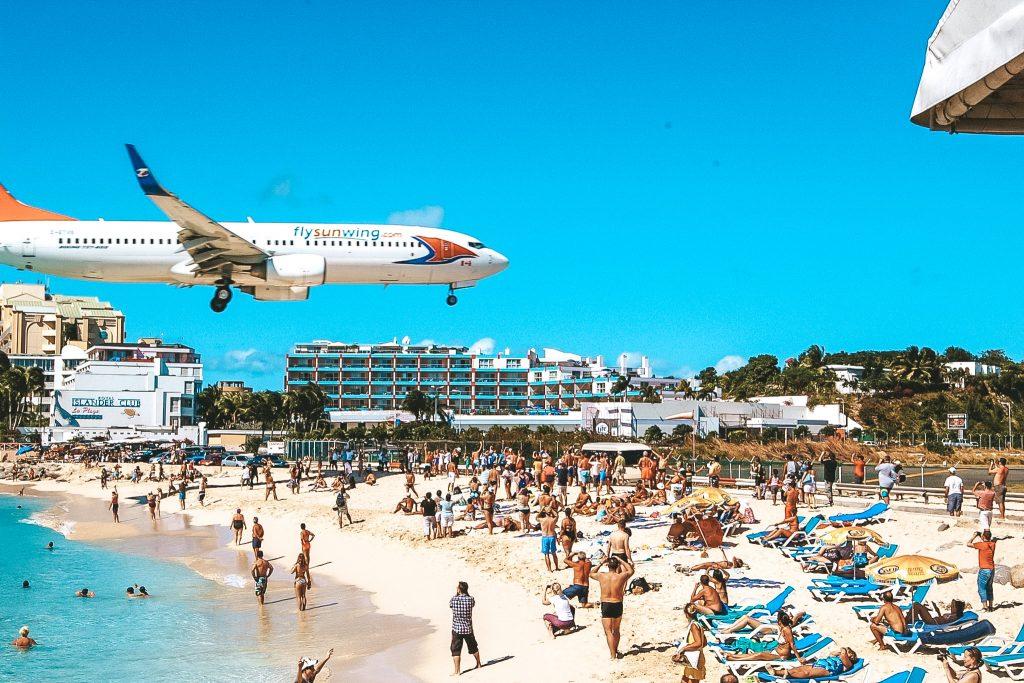 Maho Beach / St. Maarten