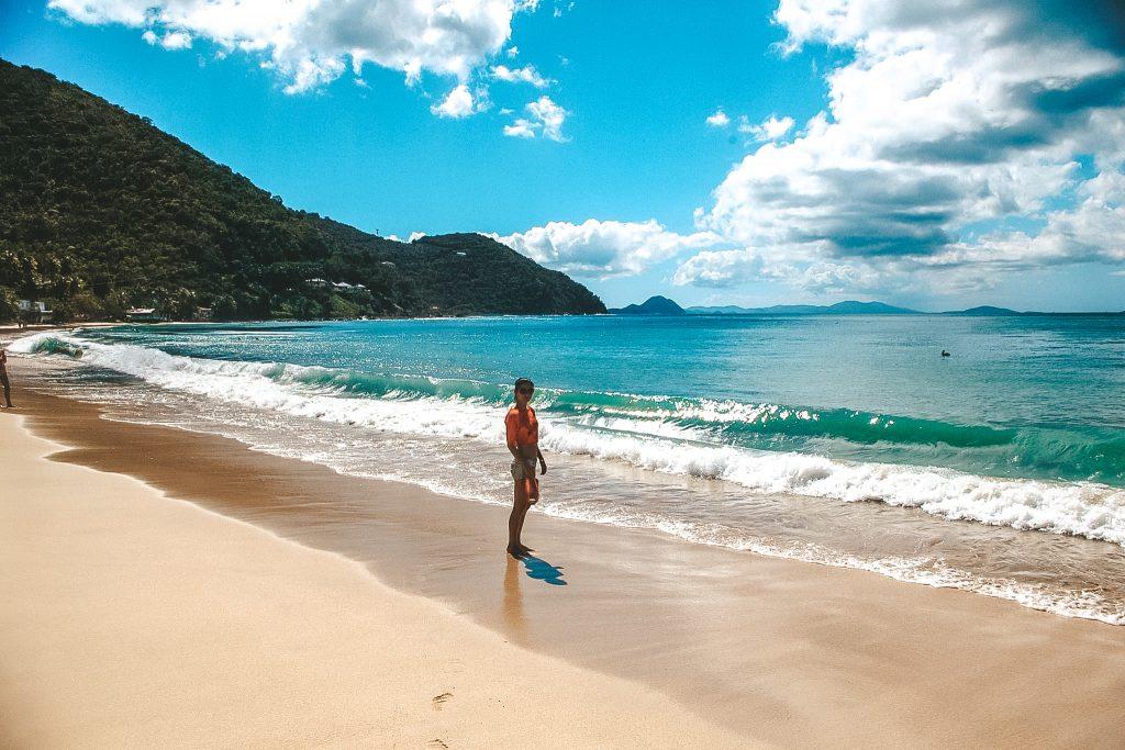 Tortola / Britské Panenské Ostrovy