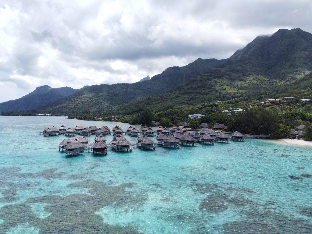 Najkrajšie pláže sveta: Pláž Tamae / Moorea / Francúzska Polynézia / Archív Martin