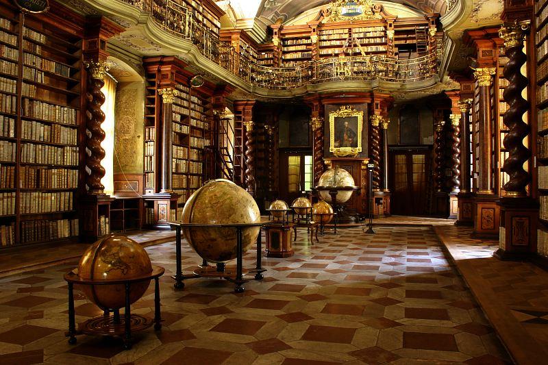 Najkrajšie knižnice v Európe