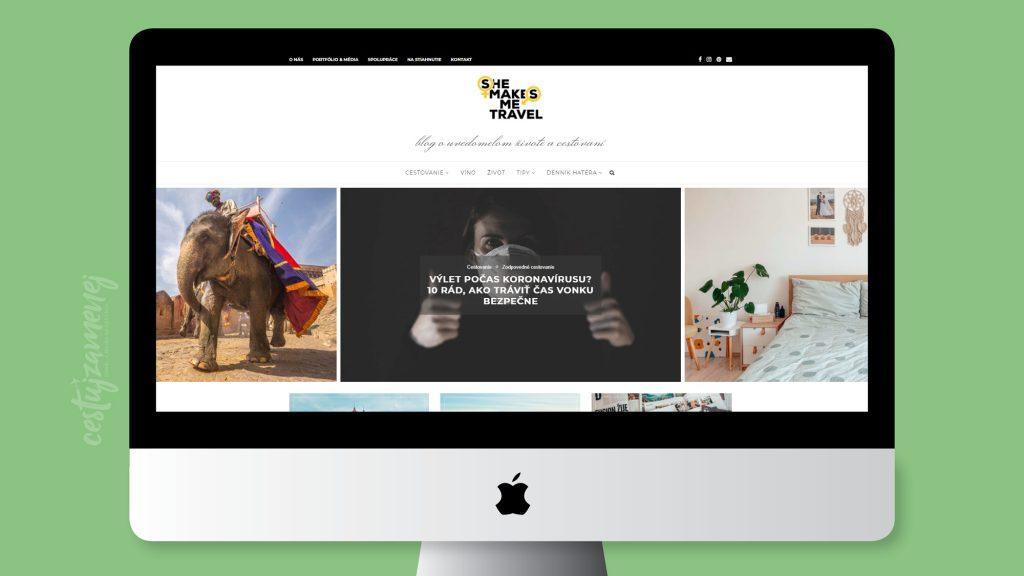 Ktoré cestovateľské blogy sledovať - Shemakesmetravel
