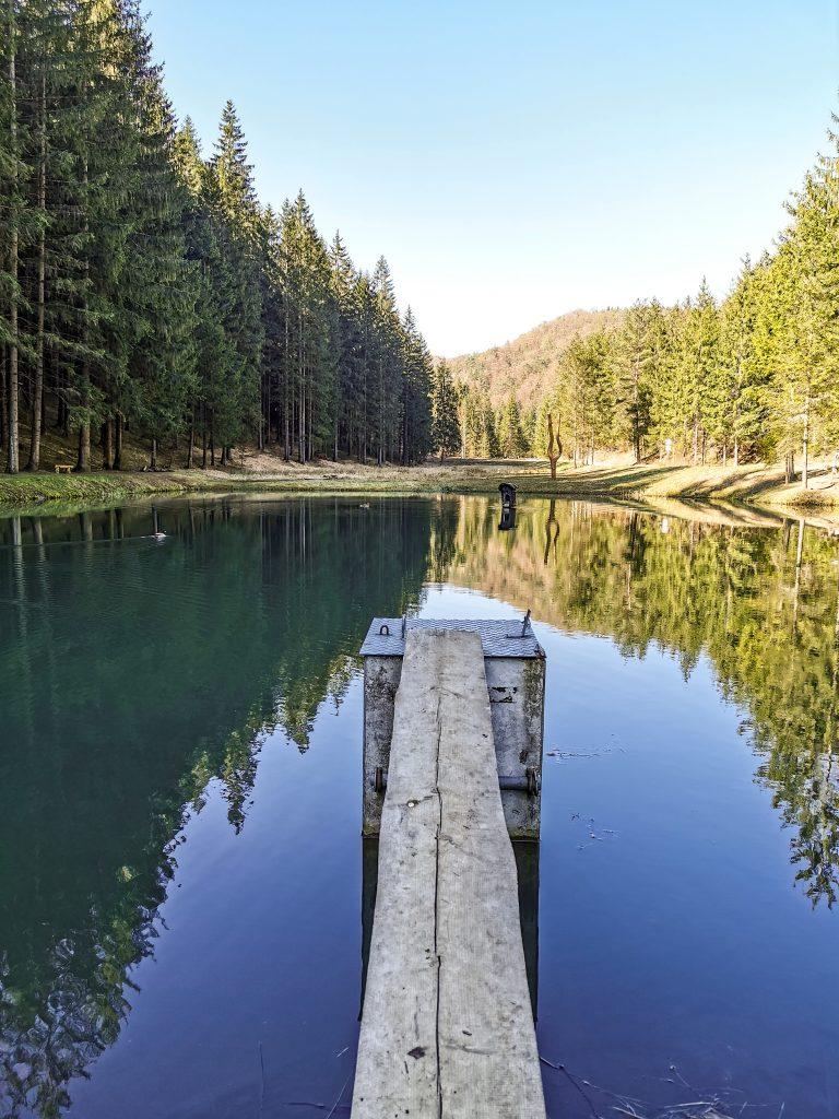 Kam na výlet do prírody neďaleko od Žiliny: Lietavská Svinná
