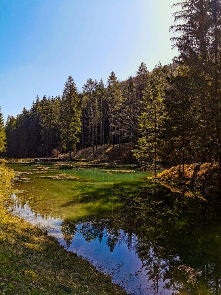 Dolina do Patúcha - Jazierko č. 2