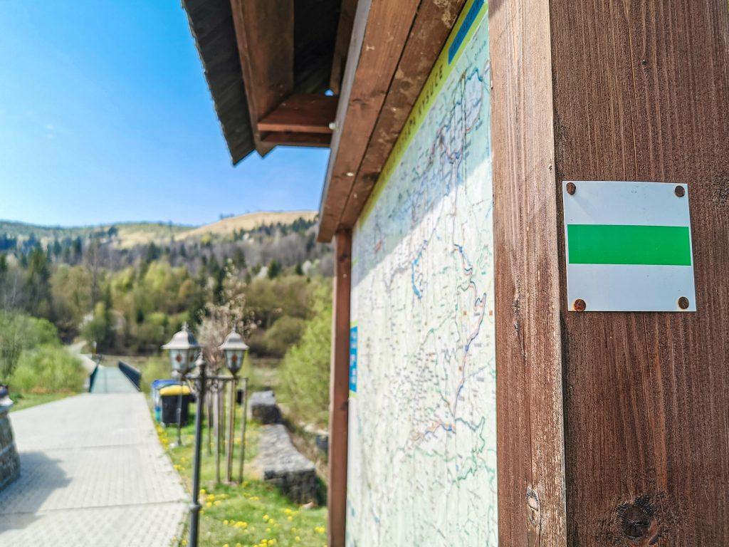 Rozhľadňa na Hladkom vrchu: Cesta by mala trvať približne hodinu