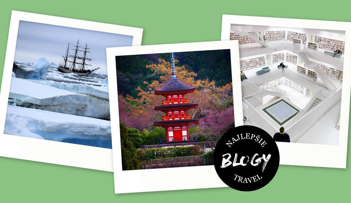 Najlepšie cestovateľské blogy