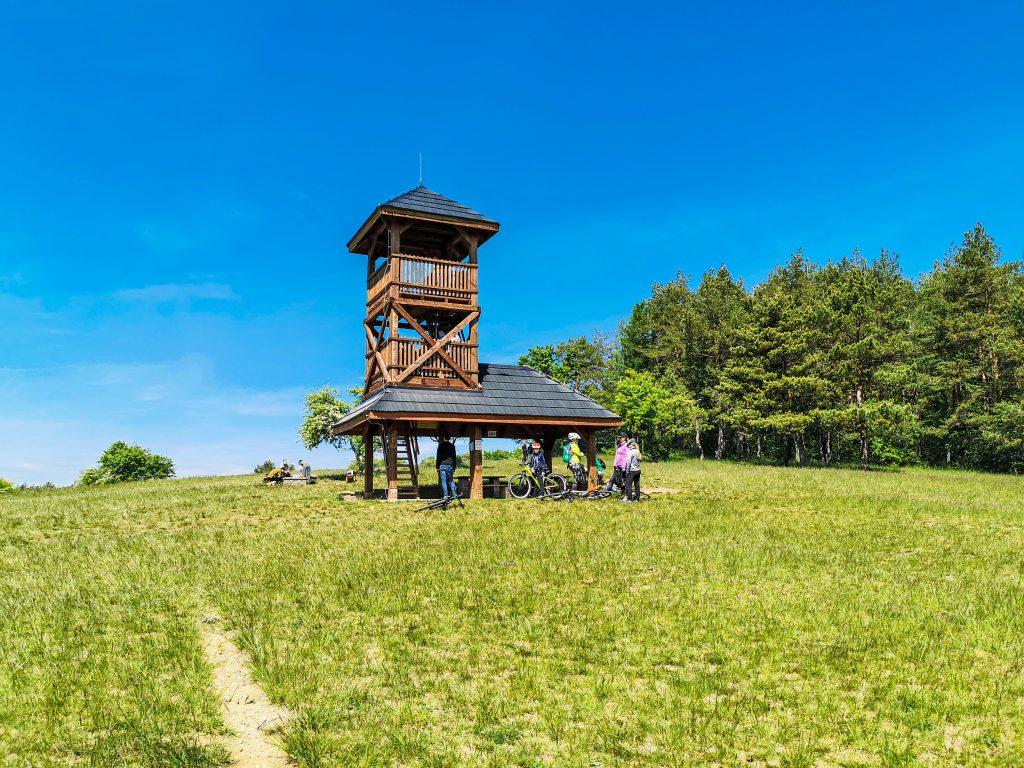 Vyhliadková veža Dúbravka