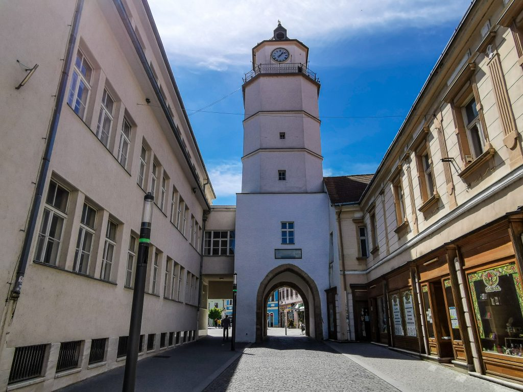Mestská brána v Trenčíne