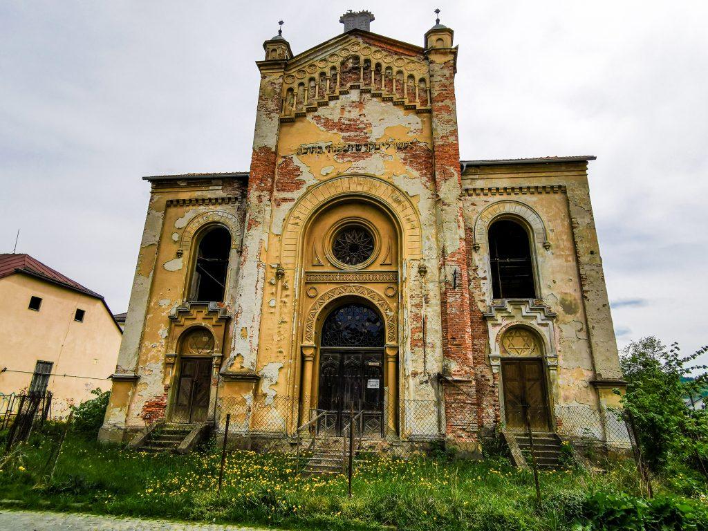 Židovská synagóga v Bytči