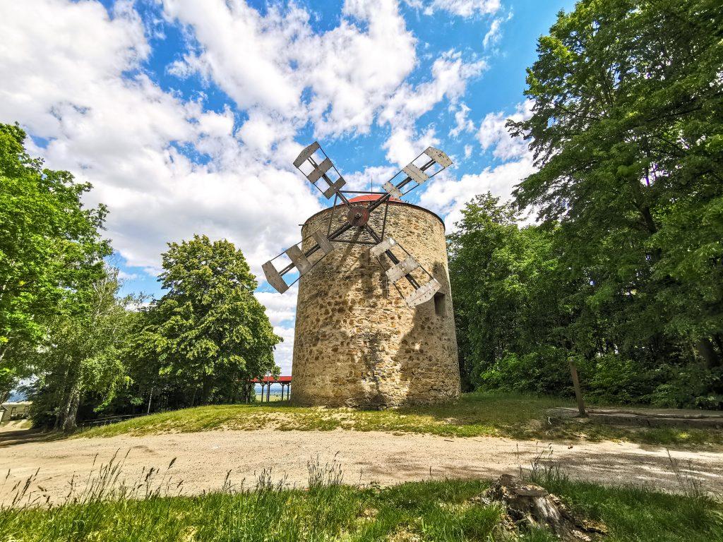 Miestne poľovnícke združenie dalo mlyn po roku 1970 zrekonštruovať.