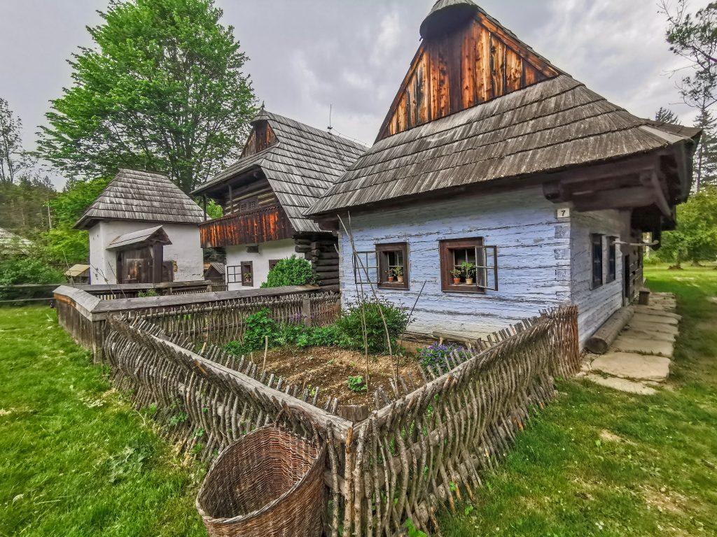 Skanzeny na Slovensku - Múzeum slovenskej dediny v Martine
